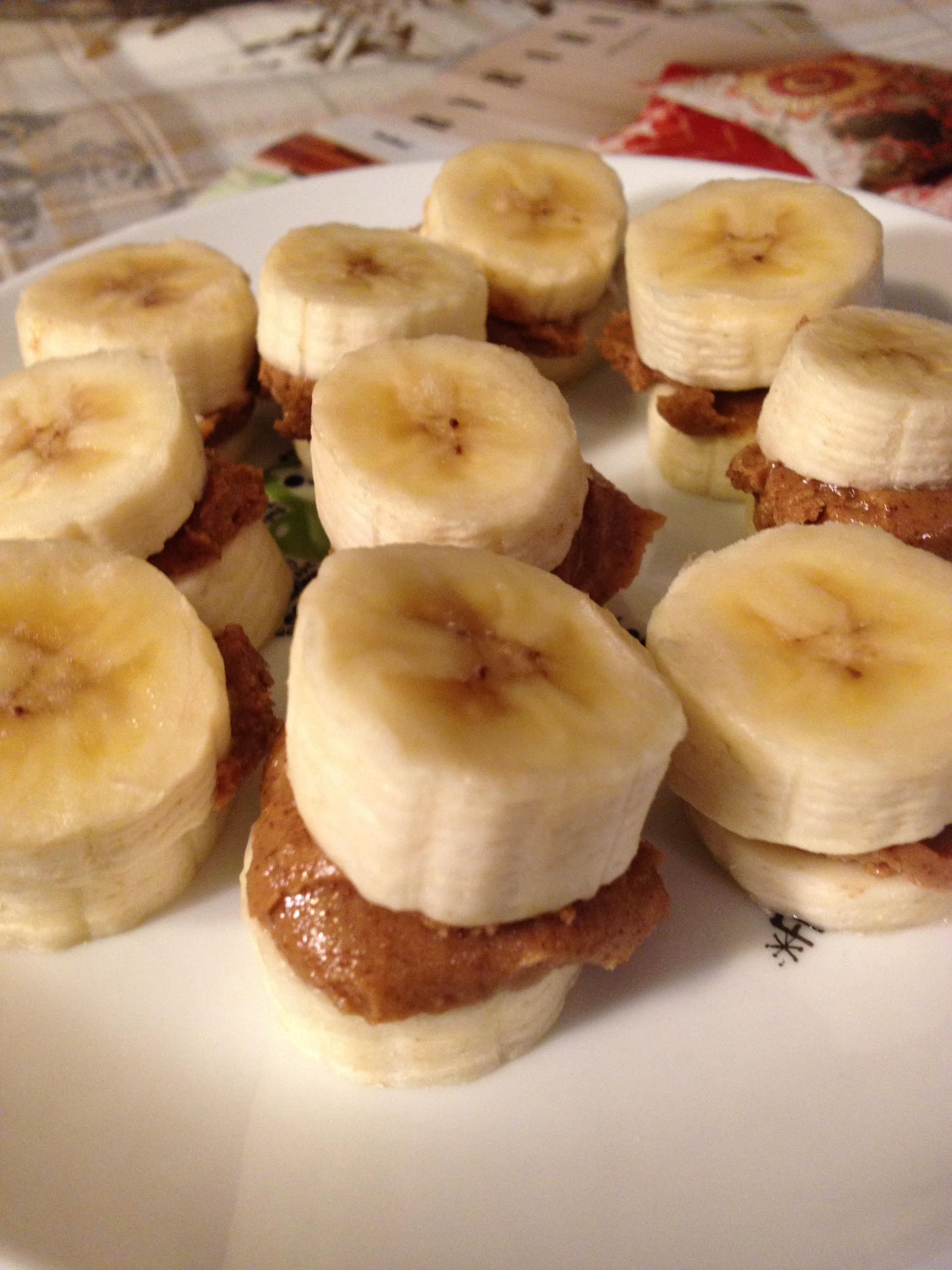 Banana Bites Recipe — Dishmaps