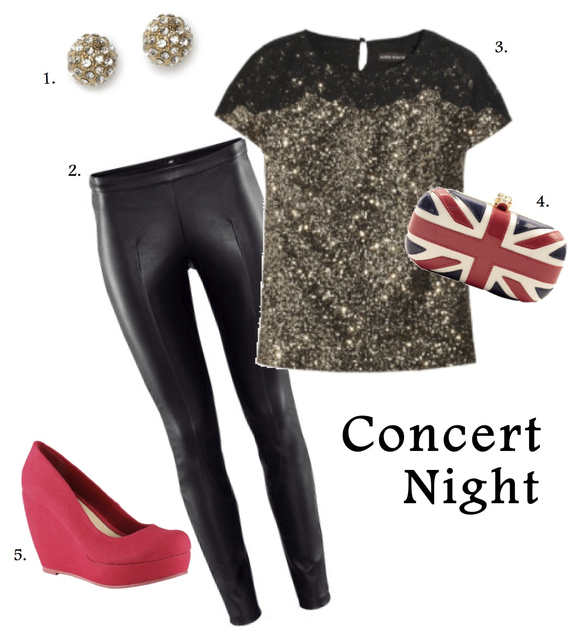 What to Wear Concert Night