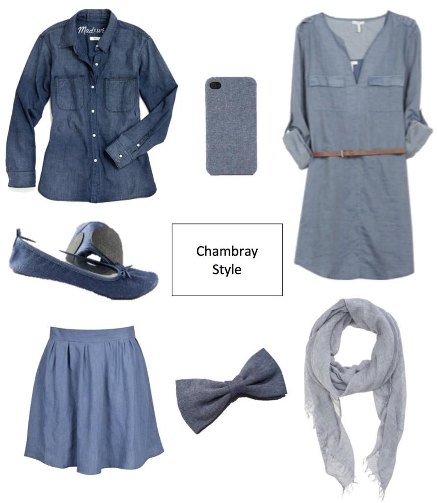 chambray style