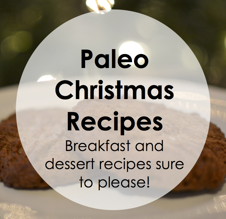 The Best Paleo Christmas Recipe Round Up