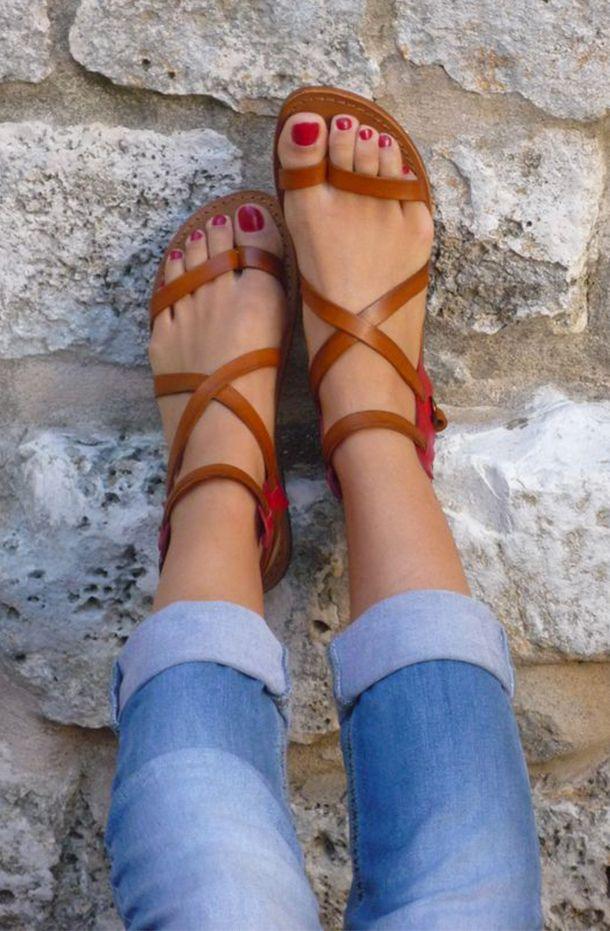 BLOWFISH Granola Braided Vegan Sandals (Nude) Shop Simply